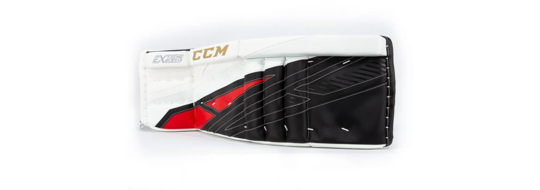 Exclusive On Ice Review: CCM Extreme Flex 4 Pro Custom Senior Leg Pads, Glove and Blocker!