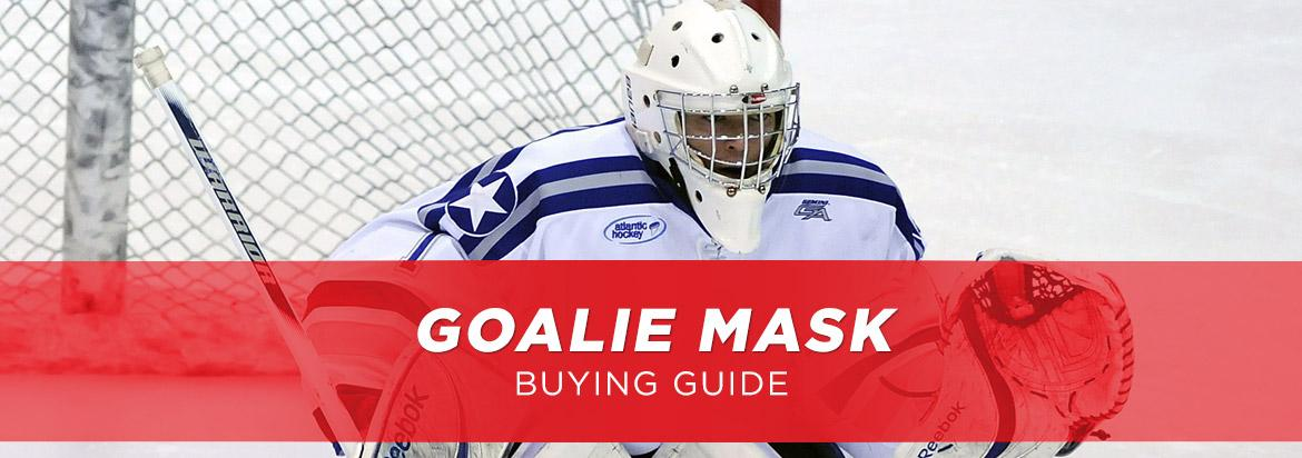Goalie Mask Buying Guide: How to Choose A Goalie Mask