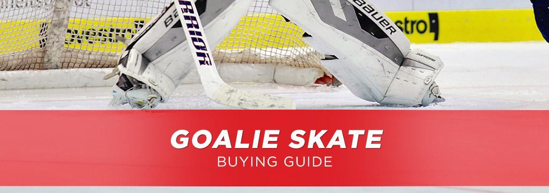 Goalie Skate Buying Guide: Tips to Buying Goalie Skates