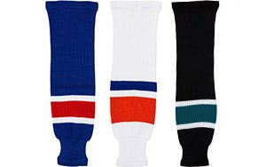 Knit Team Hockey Socks