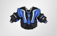 Int. Goalie Chest & Arm Protectors