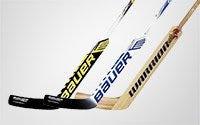 Jr. Goalie Sticks