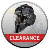 Clearance Goalie Masks