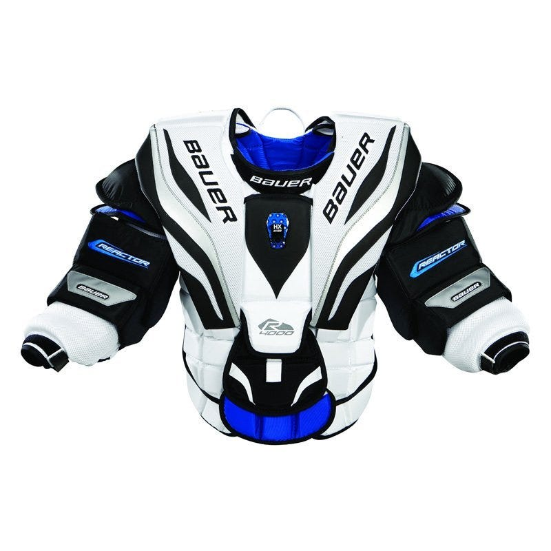 Bauer Reactor 4000 Sr. Chest  Arm Protector