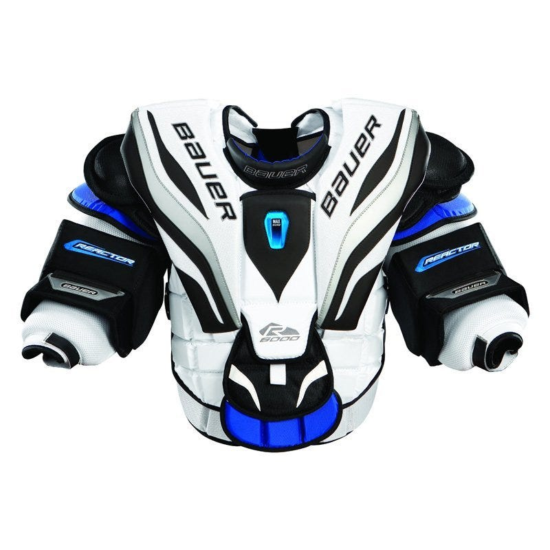 Bauer Reactor 6000 Sr. Chest  Arm Protector