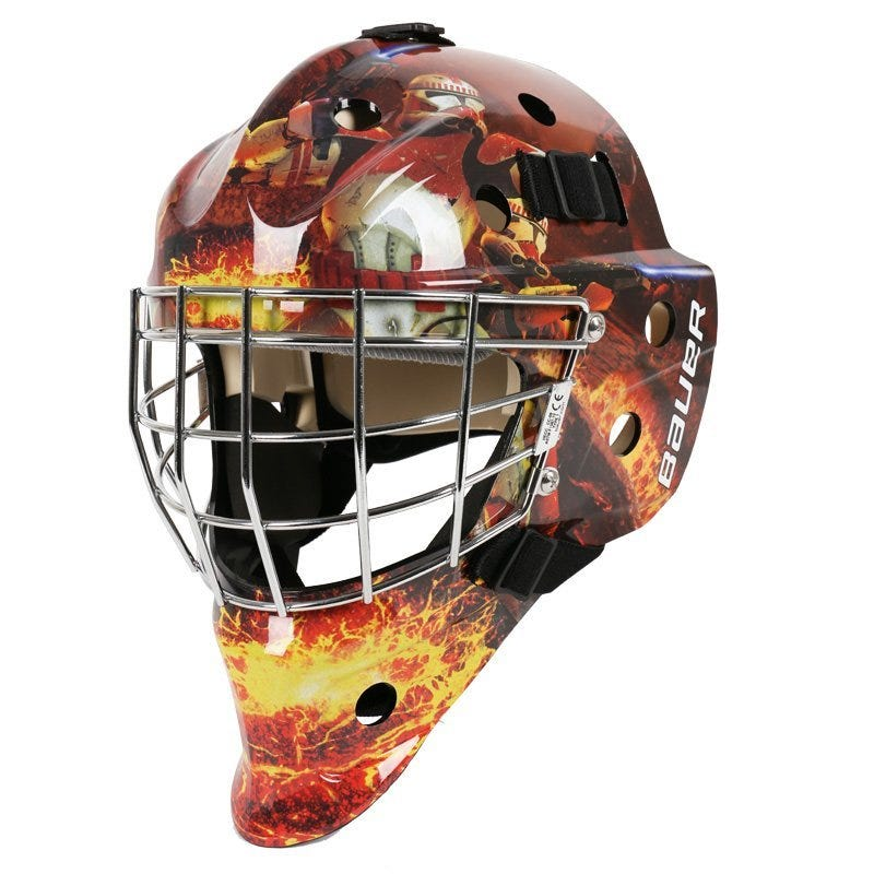 Bauer NME3 Star Wars Goalie Mask - Troopers
