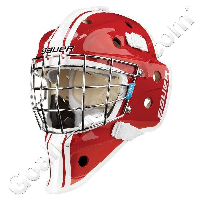 Bauer NME3 Vintage Yth. Goalie Mask