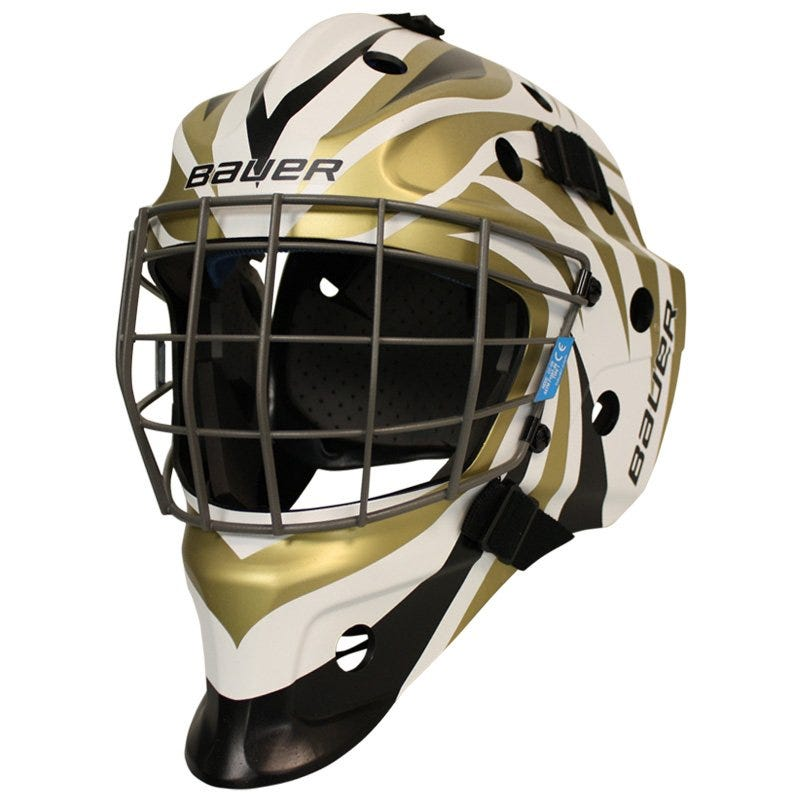 Bauer NME 5 Monkey Edition Goalie Mask
