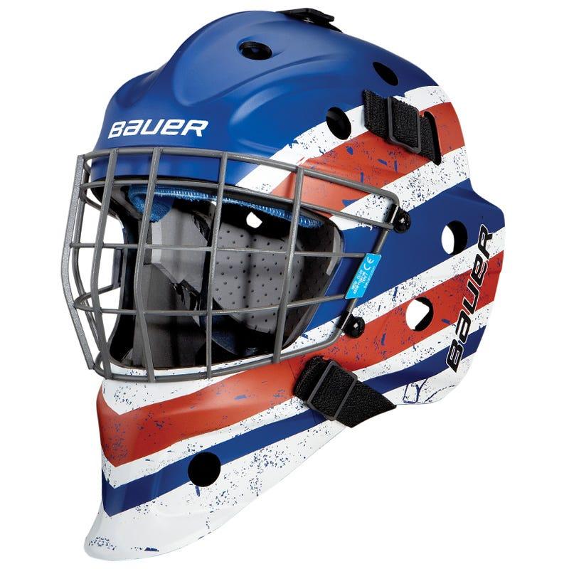 Bauer NME 5 Vintage Jr. Goalie Mask