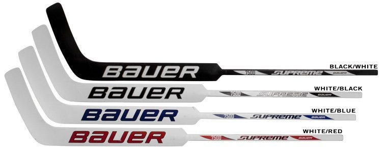 Bauer Supreme 7500 Sr. Foam Core Goal Stick