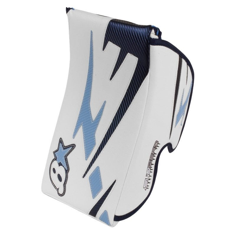 Brians Sub-Zero Pro Custom Goalie Blocker
