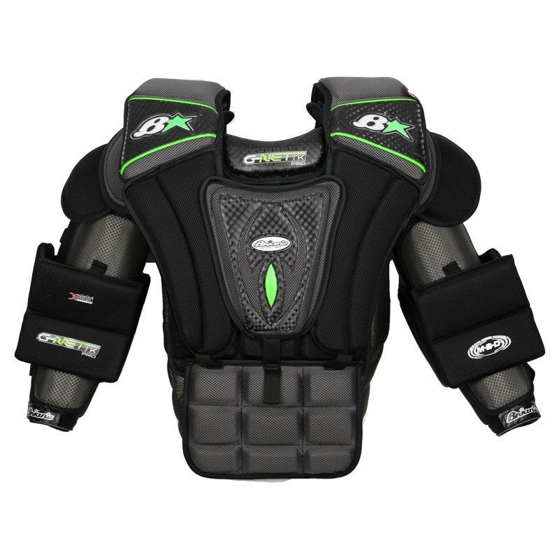 Brians G-Netik Pro Goalie Chest  Arm Protector