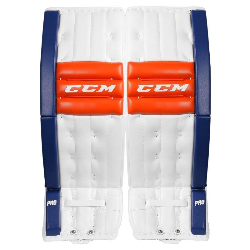 CCM Retro Flex Pro Goalie Leg Pads
