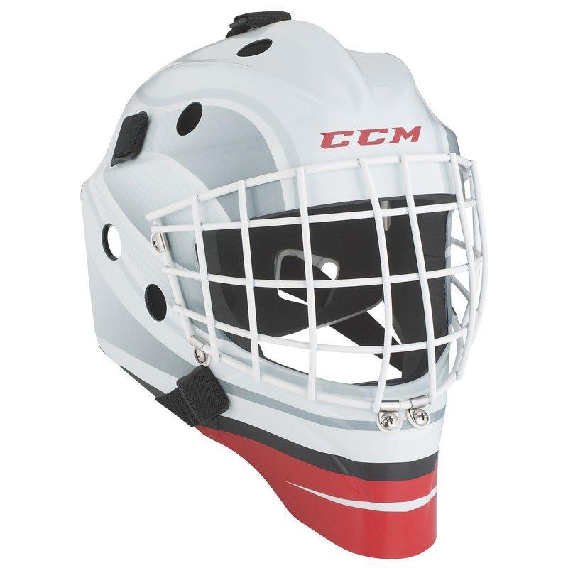 CCM 7000 Jr. Goalie Mask - Flame