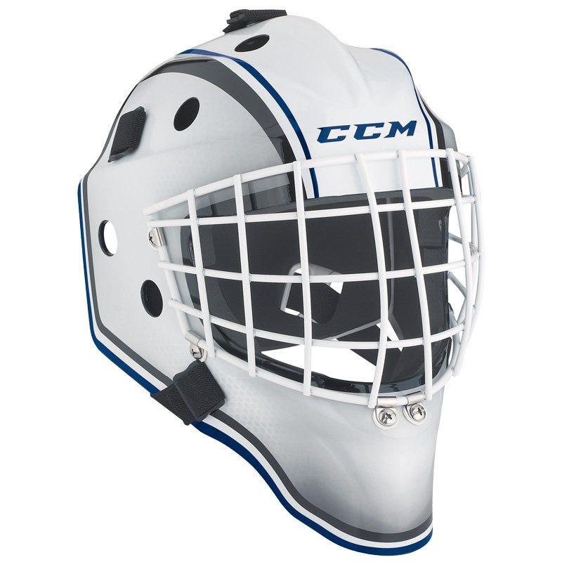 CCM 7000 Jr. Goalie Mask - Shadow