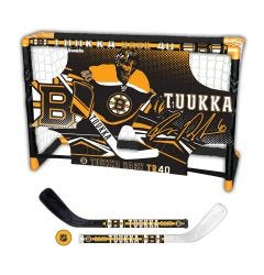 Tuukka Rask Franklin Mini Hockey Goal & Target Set