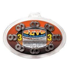 Bevo Bronze 3 Race Rated Chrome Bearings (608)