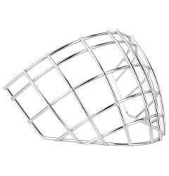 Goalie Monkey Straight Bar Chrome Cage Fits Eddy Tusk