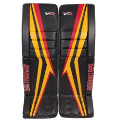 Vaughn Velocity V9 Pro Carbon Senior Custom Goalie Leg Pads
