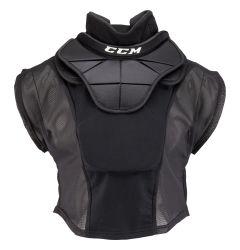CCM BNQ Shirt Style Junior Neck Guard
