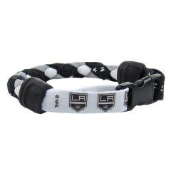 Swanny's Los Angeles Kings Skate Lace Bracelet
