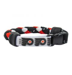 Swanny's Philadelphia Flyers Skate Lace Bracelet