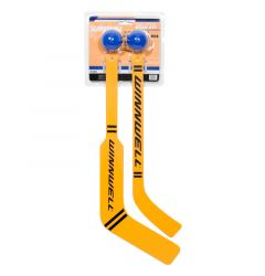 Winnwell Mini Stick Set - Goalie/Player