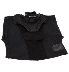 CCM BNQ Shirt Style Junior Throat Guard