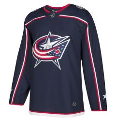 Columbus Blue Jackets Adidas AdiZero Authentic NHL Hockey Jersey