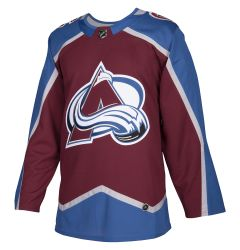 Colorado Avalanche Adidas AdiZero Authentic NHL Hockey Jersey