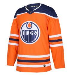 Edmonton Oilers Adidas AdiZero Authentic NHL Hockey Jersey