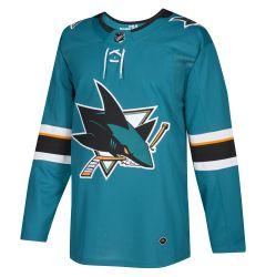 San Jose Sharks Adidas AdiZero Authentic NHL Hockey Jersey