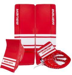 Bauer GSX Intermediate Goalie Equipment Combo