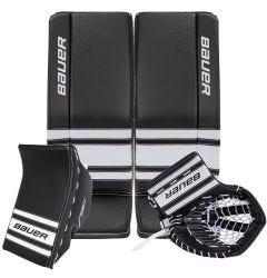 Bauer GSX Junior Goalie Equipment Combo