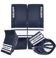 Bauer GSX Senior Goalie Equipment Combo