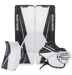 Bauer Supreme Ultra Sonic Pro Senior Goalie Equipment Combo