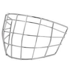 Bauer NME Certified Straight Bar Chrome Junior Replacement Cage