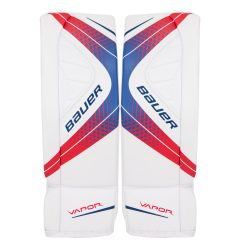 Bauer Vapor X900 Senior Goalie Leg Pads - '17 Model