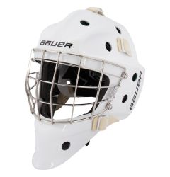 Bauer NME IX Senior Certified Straight Bar Goalie Mask