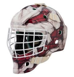 Bauer NME 4 Youth Goalie Mask - Wall