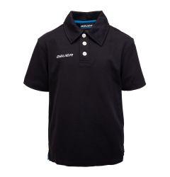 Bauer Core Training Youth Short Sleeve Polo Shirt - '13 Model
