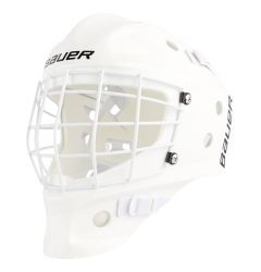 Bauer NME Street Youth Goalie Mask - White