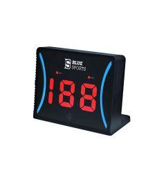 Blue Sports Speed Radar