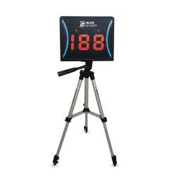 Blue Sports Tripod Stand For Speed Radar