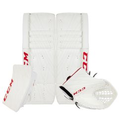 CCM Extreme Flex E4.5 Junior Goalie Equipment Combo