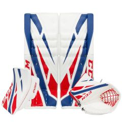 CCM Extreme Flex 4 Pro Senior Goalie Equipment Combo