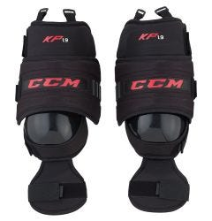 CCM 1.9 Intermediate Goalie Knee Protector