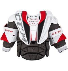 CCM Extreme Flex E5.5 Junior Goalie Chest & Arm Protector