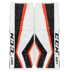 CCM Revolution 597 Senior Goalie Leg Pads