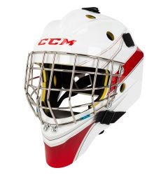 CCM Axis A1.5 Junior Certified Straight Bar Goalie Mask - Team